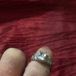 Authentic sterling silver ring